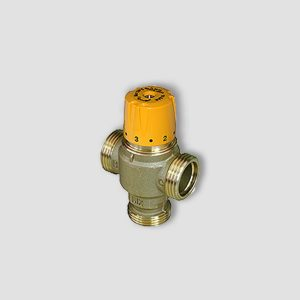 solar-thermal-mixing-valve