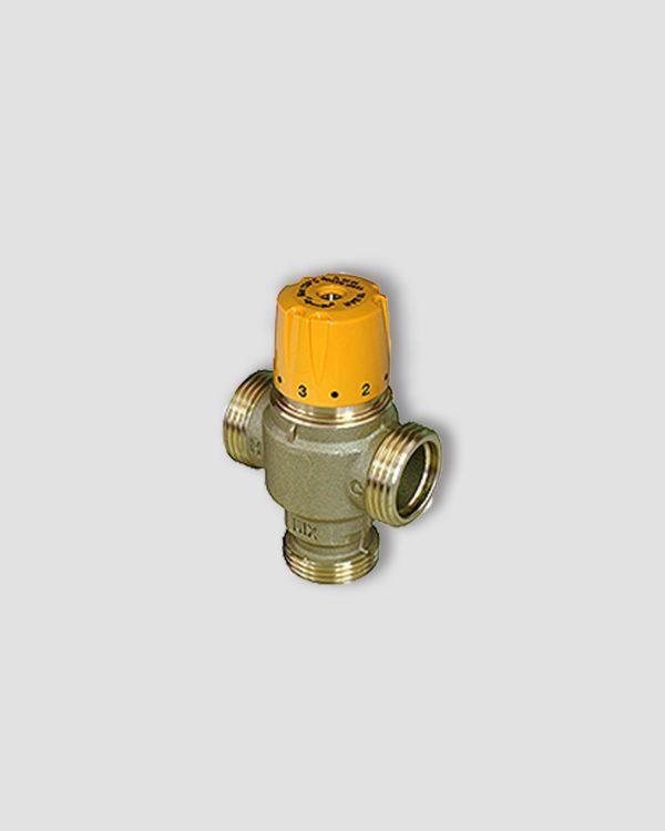 solar-thermal-mixing-valve