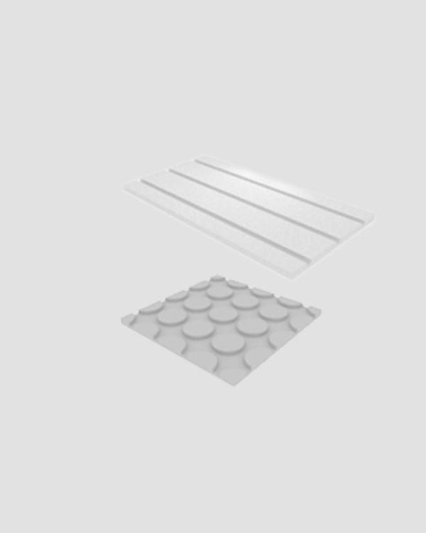 Μορφόπλακα ενδοδαπέδιας ξηράς δόμησης DAUF Fiber-Gypsum